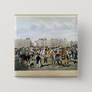 A View in Smithfield engraved by F.C. & C. Lewis Button