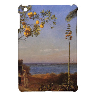 A View in the Bahamas by Bierstadt Albert. iPad Mini Case