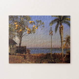 A View in the Bahamas by Bierstadt Albert Jigsaw Puzzle