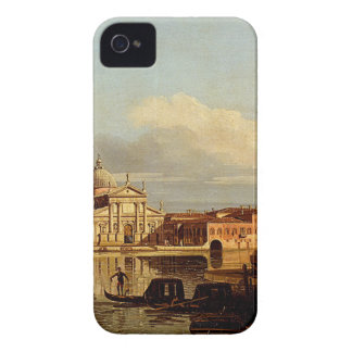 A View In Venice From The Punta Della Dogana Towar Case-Mate iPhone 4 Case