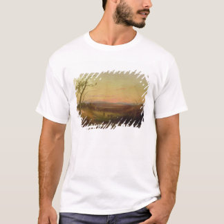 A View of Adelaide at Sunset T-Shirt