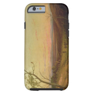 A View of Adelaide at Sunset Tough iPhone 6 Case