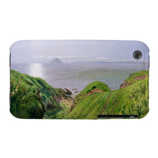 A View of Ailsa Craig and the Isle of Arran, 1860 iPhone 3 Covers