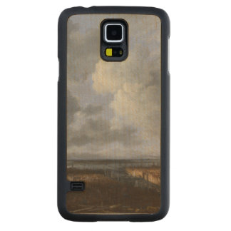 A view of Amsterdam 1665-1670 Carved® Maple Galaxy S5 Case