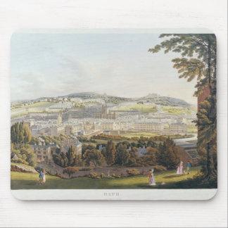 A View of Bath, 1817 Mousepads