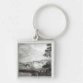 A View of Bethlem the Great Moravian Keychain