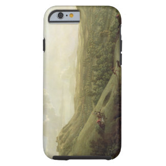 A View of Boxhill, Surrey, with Dorking in the Dis Tough iPhone 6 Case