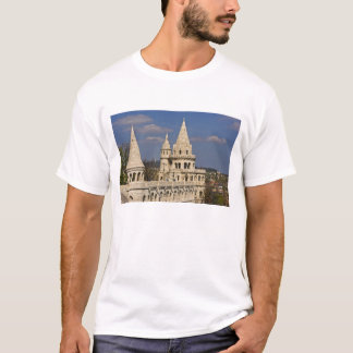 A view of Budapest from Castle Hill. T-Shirt