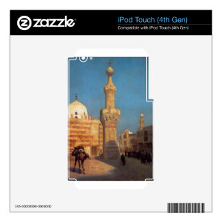 A View of Cairo by Jean-Leon Gerome iPod Touch 4G Skin