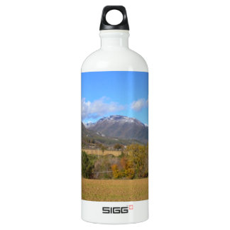 A View Of Calabria Water Bottle