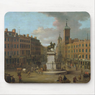 A View of Charing Cross and Northumberland Mouse Pad