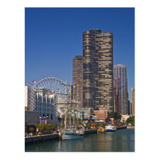 A view of Chicago s Navy Pier Post Cards