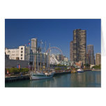 A view of Chicago's Navy Pier 2 Greeting Card