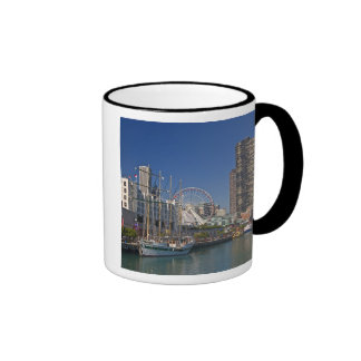 A view of Chicago's Navy Pier 2 Coffee Mug
