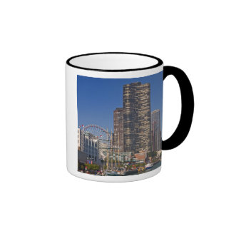 A view of Chicago's Navy Pier Mugs