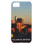 A view of Columbus, GA taken from Phenix City, AL Cover For iPhone 5C
