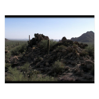 A View Of Congress, Arizona Postcard