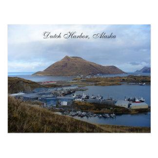 A View of Dutch Harbor, Alaska Post Cards