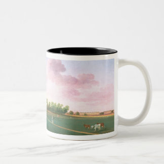A View of Hyde Park 19th century Coffee Mugs
