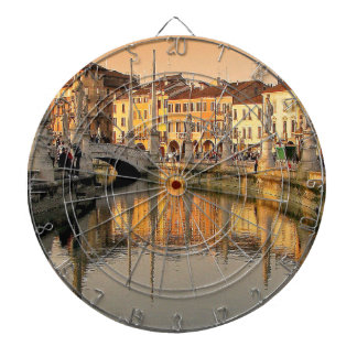 A View Of Italy Dart Boards