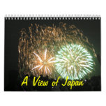 A View of Japan Calendar