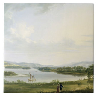 A View of Knock Ninney and Part of Lough Erne from Tile