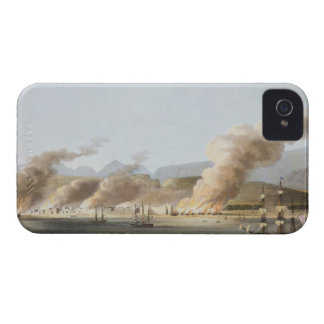 A View of Linga or Lung, from the Sea, November 16 iPhone 4 Case