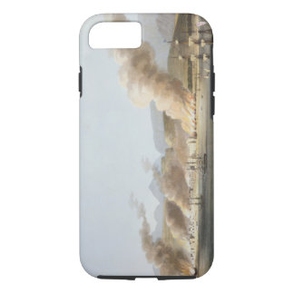 A View of Linga or Lung, from the Sea, November 16 iPhone 8/7 Case