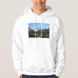 A View Of Mount Fitz Roy Hoodie
