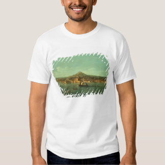 A View of Naples, 17th century Tee Shirt