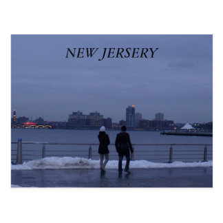A View of New Jersery Postcard