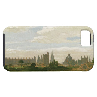 A View of Oxford (oil on millboard) iPhone SE/5/5s Case