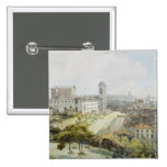 A View of Rome taken from the Pincio, 1776 (w/c ov Button