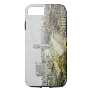 A View of Rome taken from the Pincio, 1776 (w/c ov iPhone 8/7 Case
