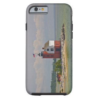 A view of Round Island Light Station. Tough iPhone 6 Case