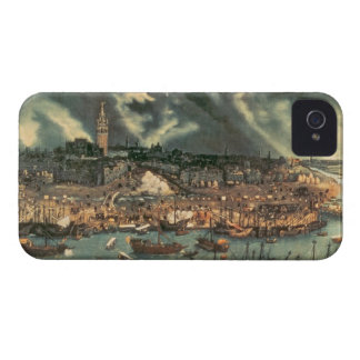 A View of Seville Case-Mate iPhone 4 Case