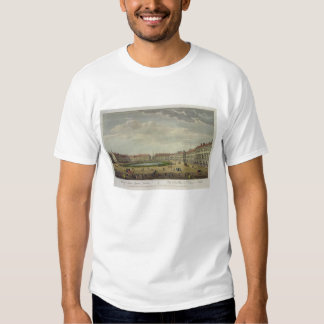 A View of St. James's Square, London, 1753 (hand c T Shirt