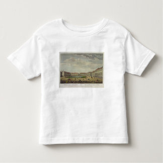 A View of St. James's Square, London, 1753 (hand c T-shirt