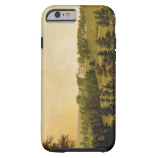 A View of Tapeley Park, Instow, North Devon Tough iPhone 6 Case