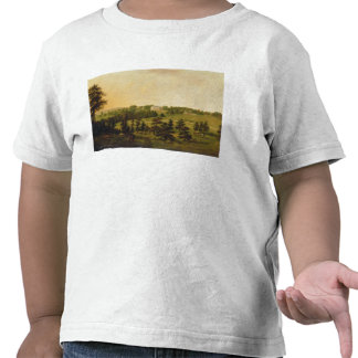 A View of Tapeley Park, Instow, North Devon T-shirts