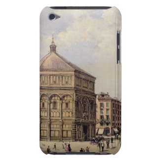 A View of the Baptistry in Florence (panel) iPod Touch Case-Mate Case