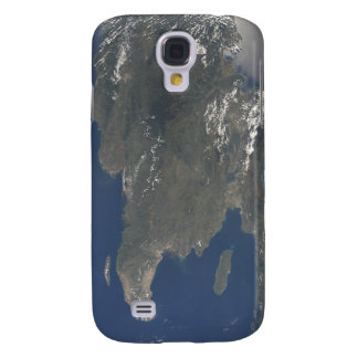 A view of the Caribbean island of Hispaniola Galaxy S4 Cover