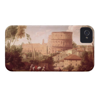 A View of the Colosseum with a Traveller, 1731 (oi Case-Mate iPhone 4 Case