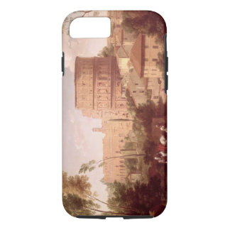 A View of the Colosseum with a Traveller, 1731 (oi iPhone 7 Case
