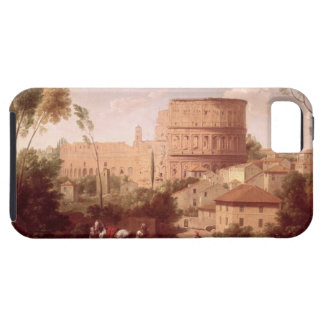 A View of the Colosseum with a Traveller, 1731 (oi iPhone SE/5/5s Case