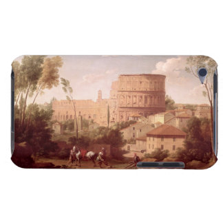 A View of the Colosseum with a Traveller, 1731 (oi iPod Touch Case