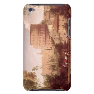 A View of the Colosseum with a Traveller, 1731 (oi iPod Touch Case-Mate Case