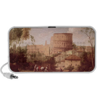 A View of the Colosseum with a Traveller, 1731 (oi Speaker System