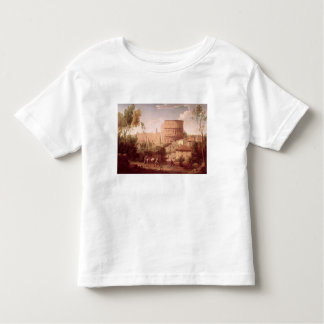 A View of the Colosseum with a Traveller, 1731 (oi Toddler T-shirt