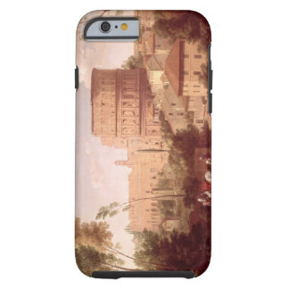 A View of the Colosseum with a Traveller, 1731 (oi Tough iPhone 6 Case